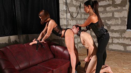 порно фотография госпожа и раб
